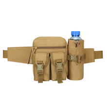 2019 Fishing Bags Running Sports Pockets Field Function Package Outdoor Small Waterproof Bag Tactical Kettle
