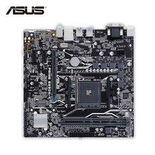 Asus PRIME B350M-K Original Used Desktop Motherboard AMD B350 Socket AM4 AMD Ryzen DDR4 64G SATA3 USB3.1 Micro-ATX