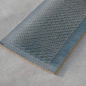 Image 2 - 24 cm x 9 cm 드로잉 보드 헤어 홀더 드로잉 매트 벌크 헤어 익스텐션 헤어 도구 1 pair (2 pcs)