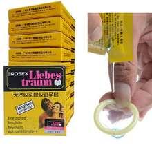 strong Import List strong 5 10 box 10 20 sztuk opóźnione mężczyźni żel + 10 20 sztuk prezerwatywy opóźnienie duży olej Sex kropkowane prezerwatywy intymne zabawki erotyczne mężczyźni antykoncepcja tanie tanio Chin kontynentalnych 50+-2mm Szczupła rubber Gumy 3 years 4 pcs=2pcs Condoms+2 pcs delayed men gel contraception Make men s sex more lasting