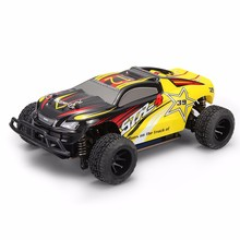 wltoys  A222 1:24 four-wheel drive RC car 2.4G remote control speed desert off-road drift racing alloy material 35km