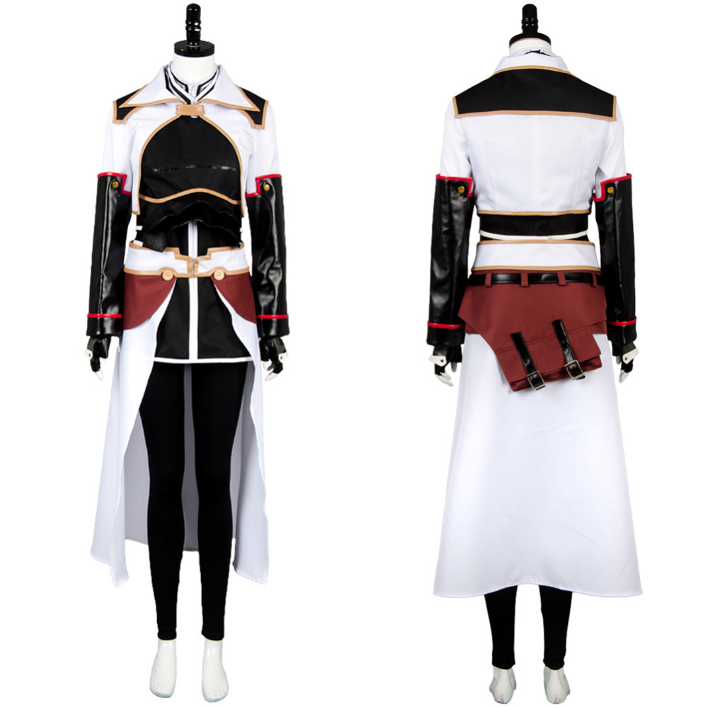 Cosplay Star Ocean Anamnesis Maria costume full set Outfit Cosplay white&black Halloween carnival costume for women Full Sets