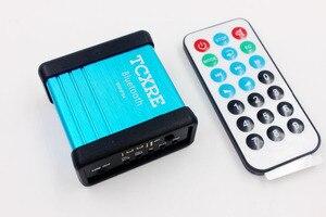 Image 2 - Ricevitore senza fili di Bluetooth 3.5mm Martinetti Bluetooth Audio Music Receiver Adattatore per Auto Aux TF Lettore Decodifica USB per Laltoparlante