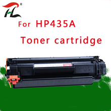 1pcs 435A Compatible toner cartridge CB435A 435a 435 35a for HP LaserJet P1002/P1003/P1004/P1005/P1006/P1009 printer