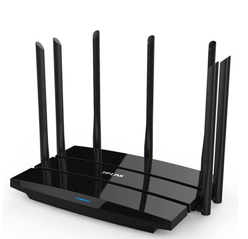 Wifi router 802.11ac 2200mbps tp-link tl wdr8500 dual band gigabit ac2200 huge...