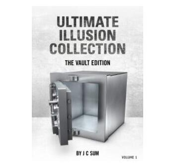 Ultimate Illusion Collection The Vault Edition Vol 1 by J C Sum - Magic tricks darksiders the abomination vault