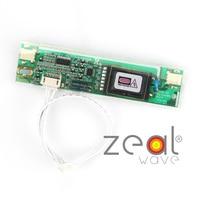 12V Input 2pins 3 5mm 2 Lamps Universal CCFL LCD Backlight Inverter Board For Laptop Monitor