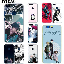 IYICAO Noragami yato Coque Anime étui pour huawei Honor 6A 6C 7A 7C 7X8 8X9 10 20 9X Lite Pro Honor Play Note 10 voir 20(China)