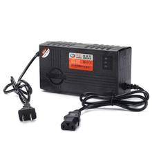 60V 20AH Батарея Зарядное устройство для скутер внедорожный Электрический велосипед для е-байка свинцово-кислотный Батарея