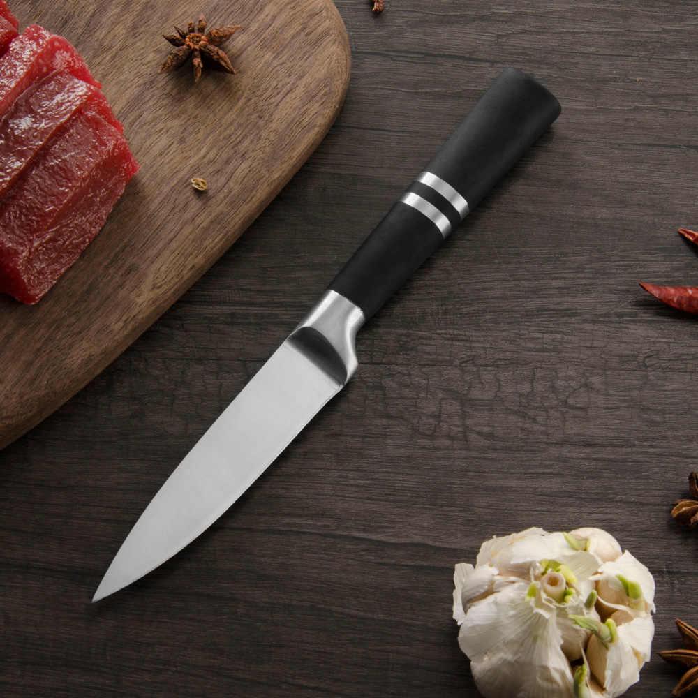 Adamaszku Chef krojenie chleba Santoku Utility nóż do parowania Sushi Sashimi ryby owoce warzywa owoce łosoś nóż noże kuchenne zestaw narzędzi
