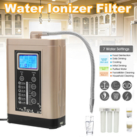 LF700 Water Ionizer Purifier LCD Tou.ch Control Alkaline Acid PH Adjust Machine