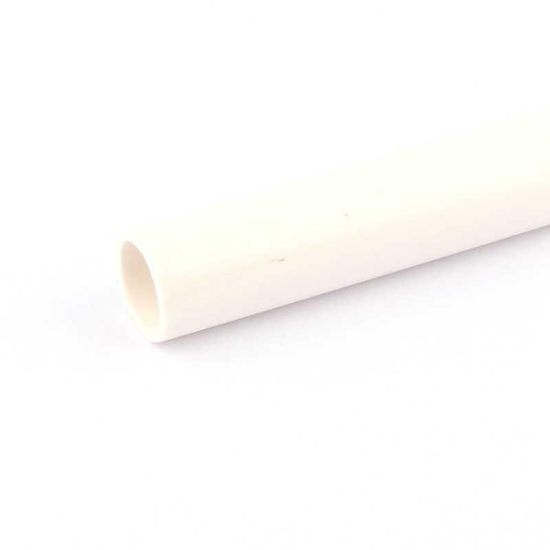 """1 pz 50 cm (19 """"di Lunghezza) 1/2 """"Tubo IN PVC (OD 20mm * 2mm) casa Giardino Tubo di Irrigazione Serbatoio di Pesce IN PVC Tubo di Acqua Tre Colori Per La Scelta"""