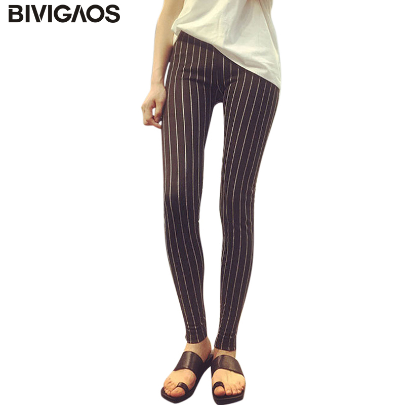 b458c565c4a74a Buy striped leggings gray black and get free shipping on AliExpress.com
