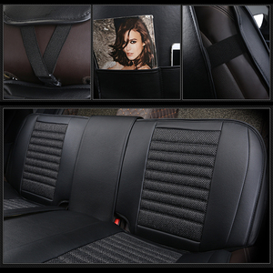 Image 5 - kalaisike Universal Car Seat Covers for Citroen all models c4 c5 c3 C6 Elysee Xsara C Quatre Picasso auto styling accessories