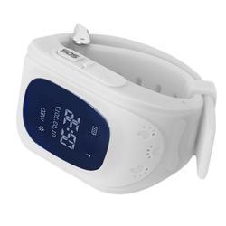 LESHP Смарт-часы детей детские наручные часы Q50 GSM gps GPRS Определитель местоположения трекер анти-потерянный Smartwatch для iOS Android pk mi Группа 2