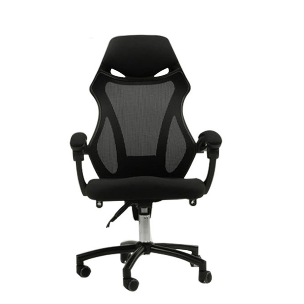 Rotating Staff Member Chair Household To Work In An Office furniture chairs Chair Offer Long Drop Can Lie Computer Chair Price boss chair real leather computer chair home massage can lie in the leather chair solid wood armrest office chair 06