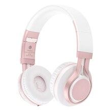 Fones de ouvido e fone de ouvido Bluetooth 4.0 com 40 Aibesser mm driver unidade rádio FM Micro SD slot 300 mah gaming fones de ouvido para Samsung