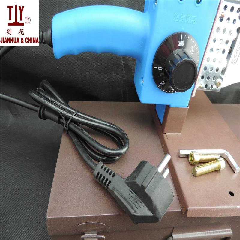 Herramientas de fontanería dn 20-32mm AC 220 / 110V 600W Equipos de - Equipos de soldadura - foto 3