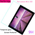 "New Arrival For Lenovo Ideapad Miix 310 10.1"" Tablet 9H HD Clear Tempered Glass Screen Protector film  Screen Guard"