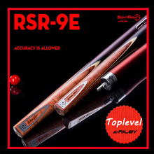 Original RILEY SLGHTRLGHT RSR-9E Snooker Cue High-end Billiard Kit Stick with Case Extension 9.5mm Tip