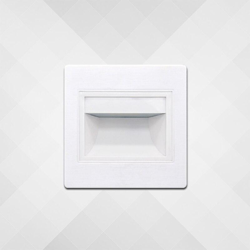 Lâmpadas de Parede 85-265 v frio/quente branco passo Tensão : 90-260v