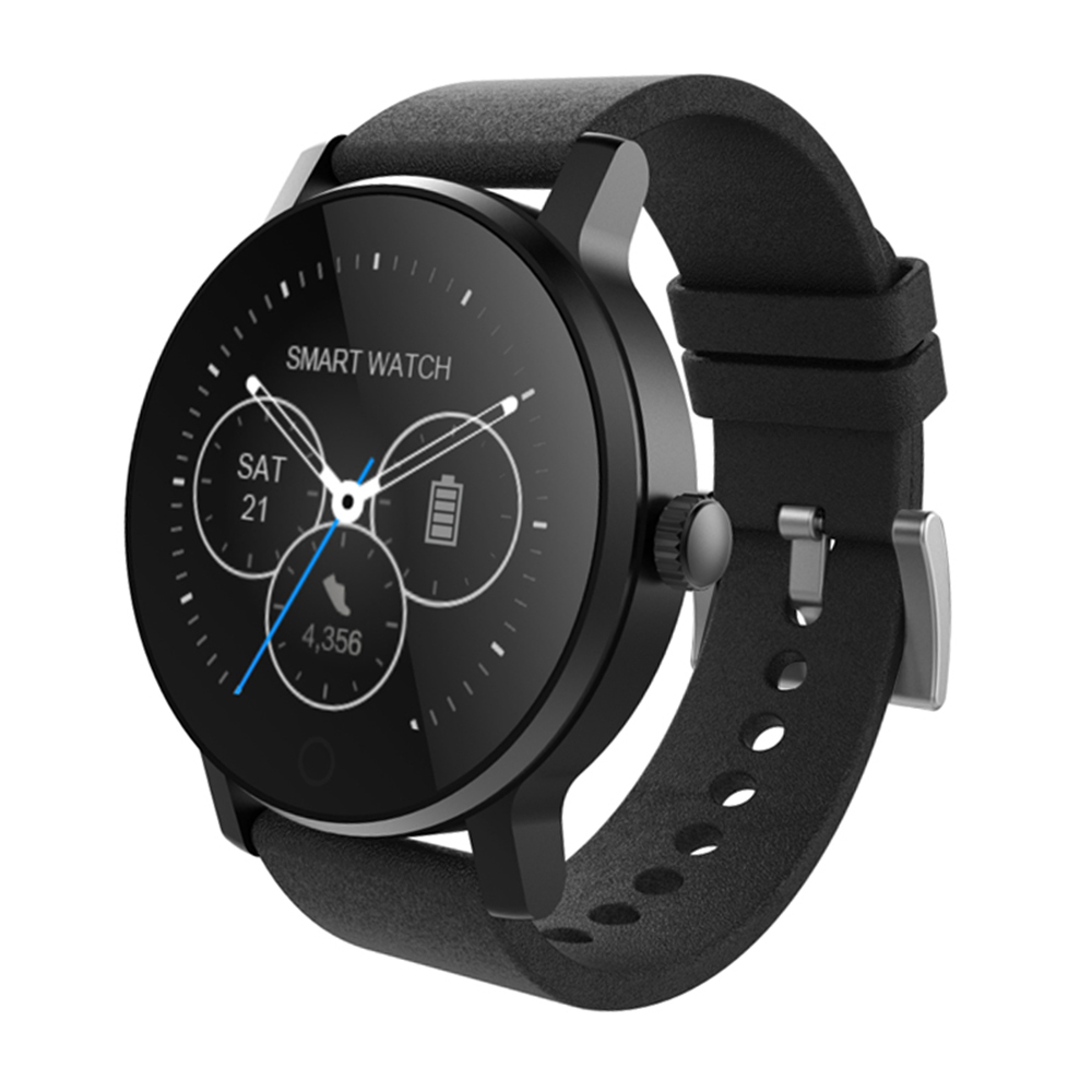 SMAWATCH SMA-09 Waterproof Smartwatch Bluetooth Heart Rate Monitor Smart Watch With Alarm Phonebook Voice Record For Android IOS все цены