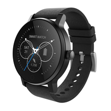 SMAWATCH SMA-09 Waterproof Smartwatch Bluetooth Heart Rate Monitor Smart Watch With Alarm Phonebook Voice Record For Android IOS