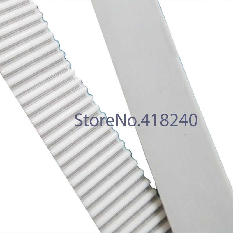 Máy thêu vi tính khung dây trắng mở dây 5 M tròn trắng răng Khung Giá đai cho 1 M 50 m/cuộn