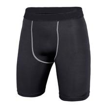 4 цвета, мужские Компрессионные спортивные шорты, спортивные тренировочные облегающие шорты для занятий спортом