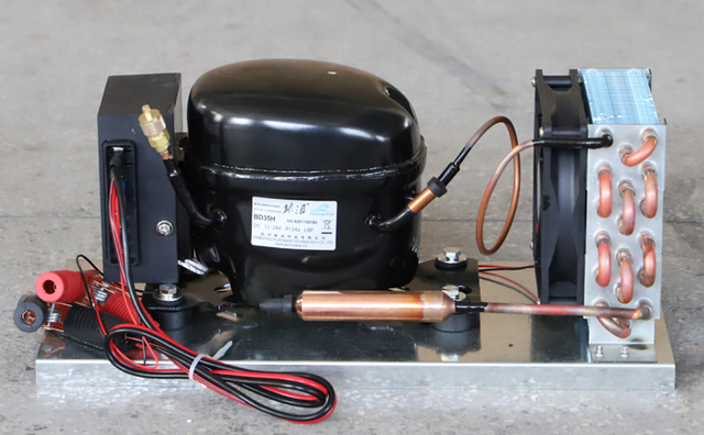 Kühlschrank Kompressor : Bd hc purswave dc kompressor verflüssigungssätze für max