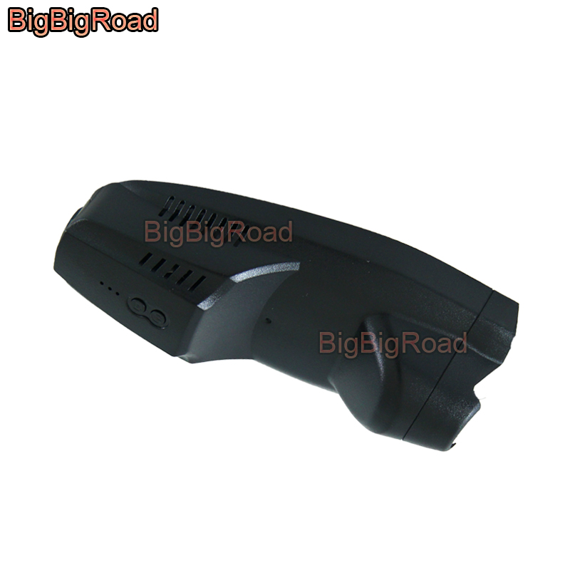 BigBigRoad For Ford Escape Kuga 2013 2015 2017 2018 Car wifi DVR Video Recorder hidden Installation car black box dash cam цена