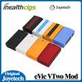 100% Оригинал Joyetech eVic VTwo Мод 80 Вт OLED Экран Режима Обновляемое Мод Коробка С Cubis Pro Танк