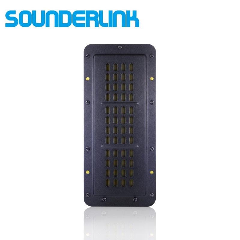 Sounderlink 1 PC AMT-920 NEO8 flat speaker high power ribbon tweeter HiFi planar transducer 2 pcs hiend melo david davidlouis audio super be beryllium dome tweeter speaker 92db 50w neo magnet mk2 version