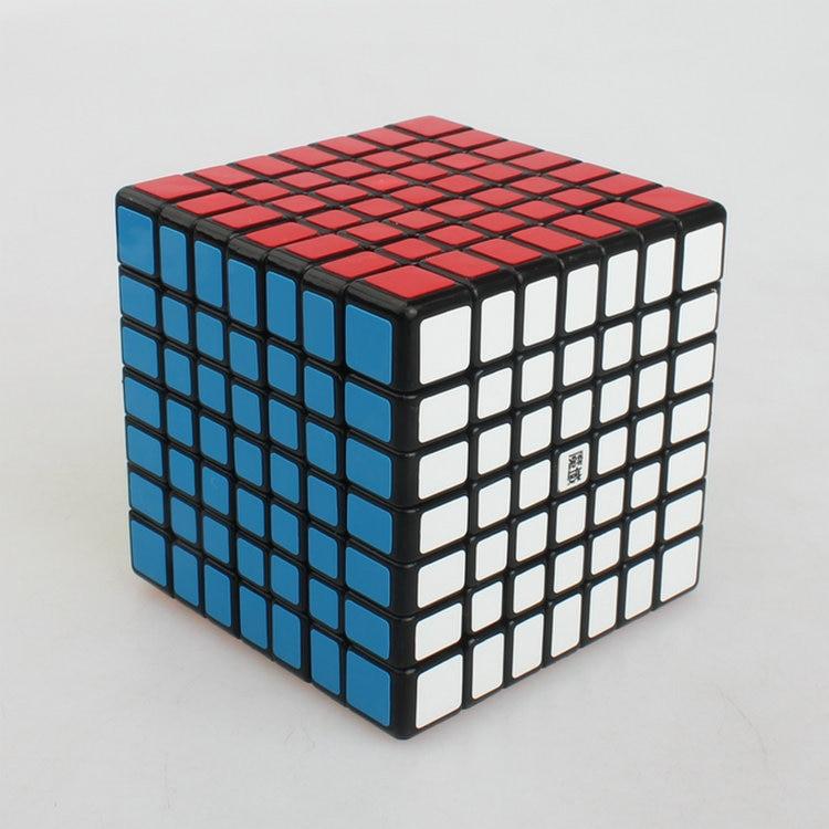 ФОТО YJ MoYu 70mm AoFu GT 7X7X7 Magic Cube Speed Puzzle Twist Cubes Cubo Magico Educational Toys Kids Gift Free Shipping