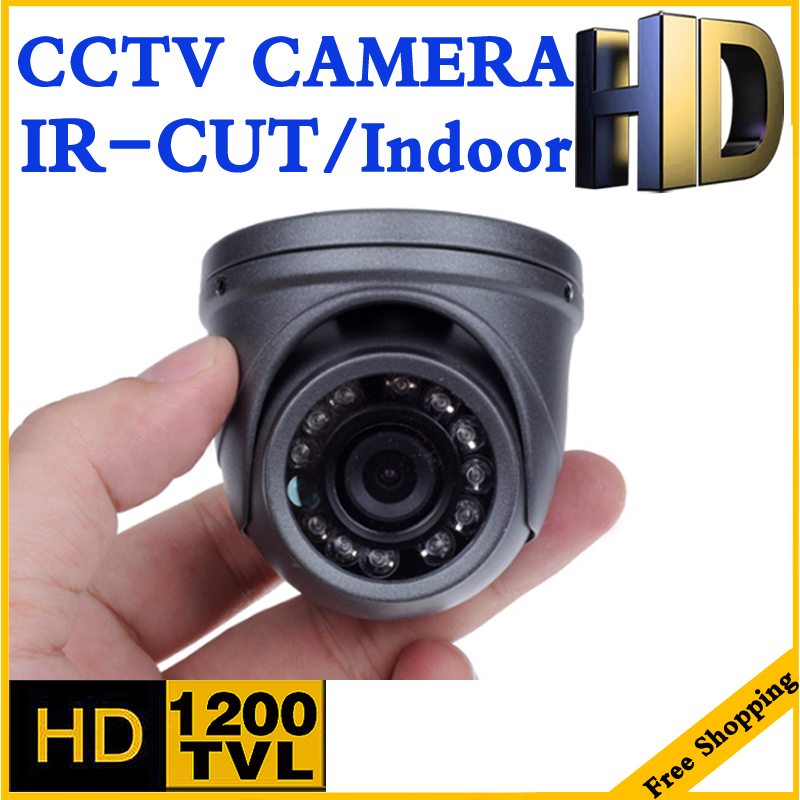 328BigSale Metal Dome Waterproof IP66 Cmos 1200TVL HD Camera IRCUT cvbs Security Surveillance Analog Color Home hemisphere Video