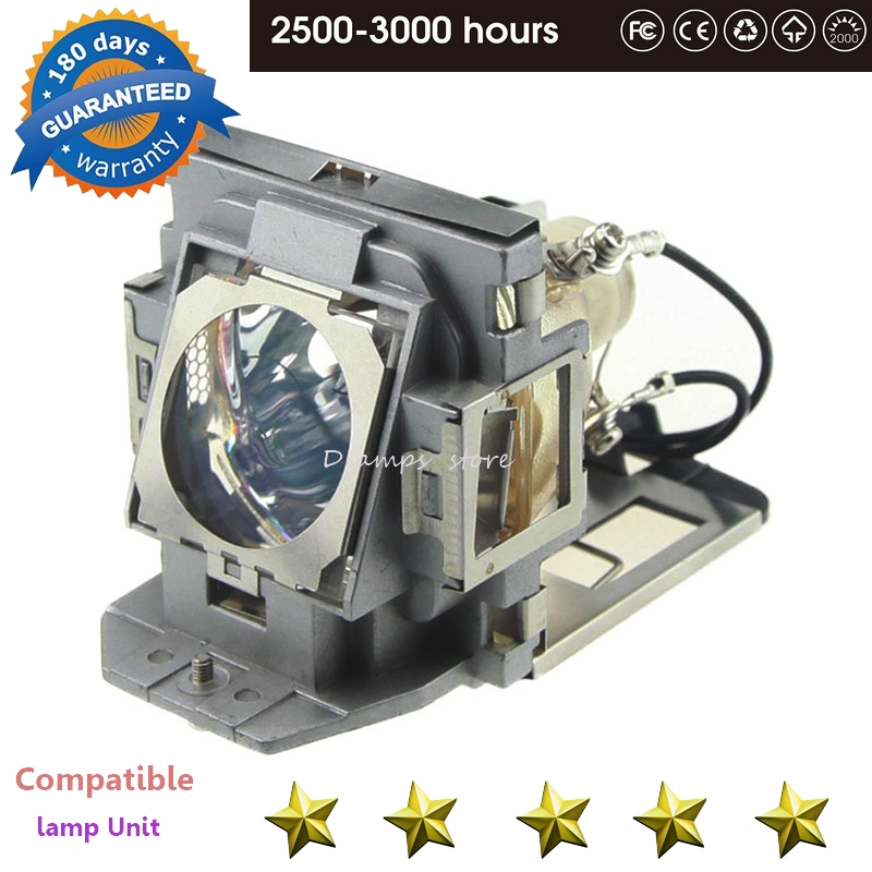 9E.0CG03.001 Repacement Projector Lamp Module For Benq SP870 Projector With 180 Days Warranty