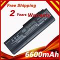 6600mAh Battery for Asus A32-M50 A33-M50 G50 G50E M50 M50S M50V M60 M60J N43 N53 N53J G50 G51 X55 X55S X57 X57V L062066 L0790C6