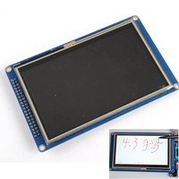 4 3 TFT LCD Module Display For Arduino PCB Adapter Touch Panel