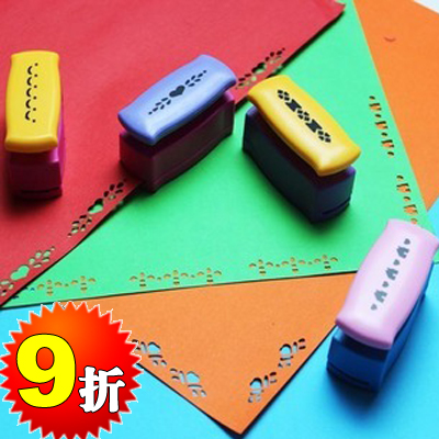 Creative Embossing Device(Big)25mm Printed Size Craft Punch Diy Puncher For Card Making Scrapbooking(6pcs/lot)