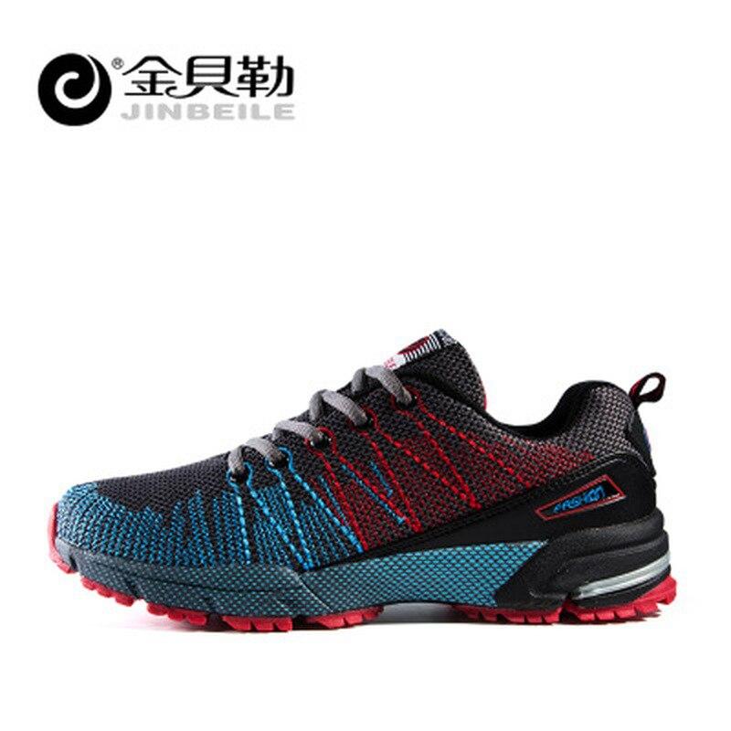 2018 сверхлегкие кроссовки Для мужчин летняя дышащая Спортивная обувь тренер Спортивная обувь (сетчатый материал) Для мужчин обувь