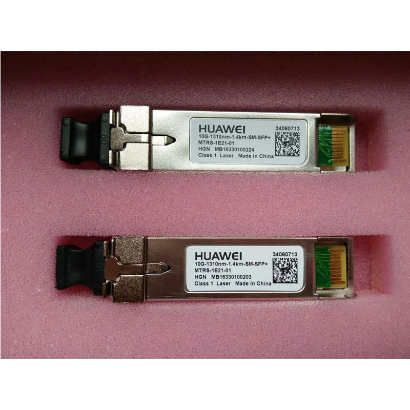 10G SFP-10G-LR-SM 1310nm Fiber Optic Modules 10G SFP SM 1.4KM Optical Fiber Module For Hua Wei Transceiver Supply Free Shipping