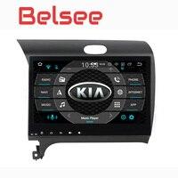 Belsee Kia Forte K3 Cerato 2013 2014 2015 2016 Android 8,0 Авто Штатная 10,1 Car Радио стерео gps навигации Системы 2 Din 4 ГБ