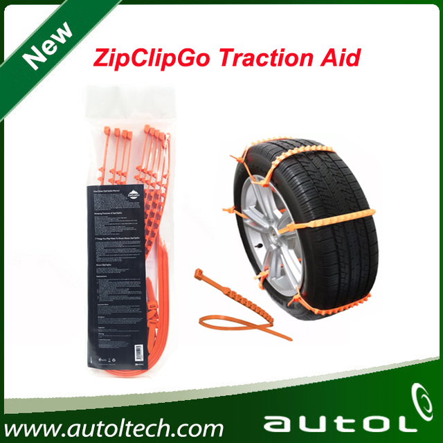 2016 Highly Recommend Life Saver For Car Stuck In Mud Snow Or Ice ZipClipGo Emergency Traction Aid
