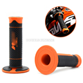 Left 22mm Right 24mm Rubber Motorcycle HandleBar Motorbikes Hand Grips For KTM 17/14 85 SX 19/16 65 SX 50 SX
