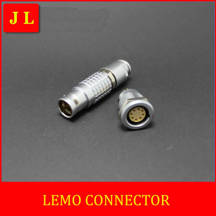 ФОТО LEMO FGG.2B.308.CLAD , EGG.2B.308.CLL,High quality metal connector, 8 pin connector, instruments and special connector