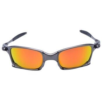 MTB מקוטב ריצת משקפיים סגסוגת מסגרת רכיבה על אופניים משקפיים UV400 רכיבה משקפי אופני משקפי שמש אופני משקפי Oculos gafas A1-4