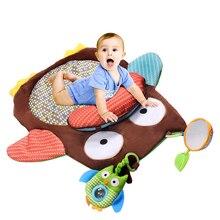 Manta Juegos Bebé Pequeño Búho