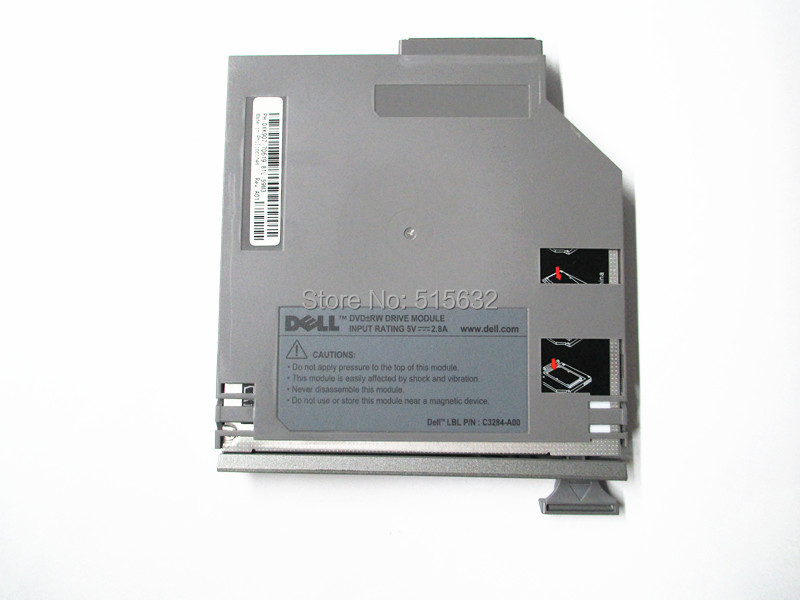 SATA 2nd Hard Drive Caddy For Dell D500 D600 D620 D630 D800