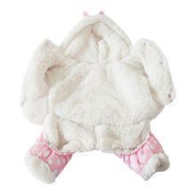 Warm Soft Short Floss Dog's Coat