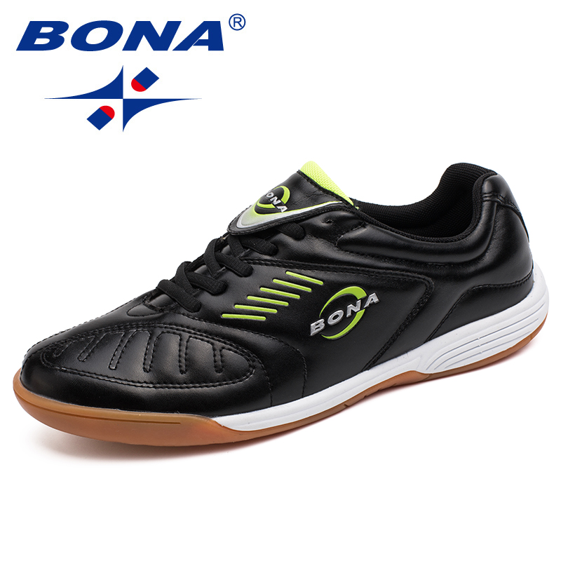 все цены на BONA New Arrival Typical Style Men Soccer Shoes Outdoor Professional Trainer Men Football Shoes Men Sneakers Fast Free Shipping